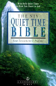 The NIV Quiet Time Bible