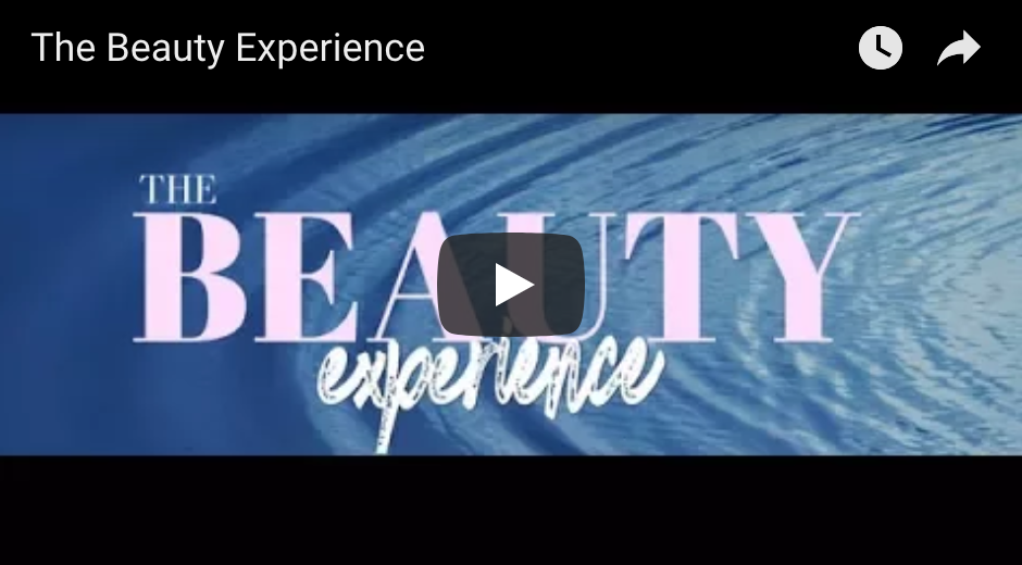 Beauty Experience Training Part 1