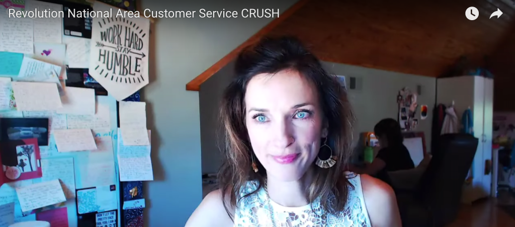Customer Service Crush