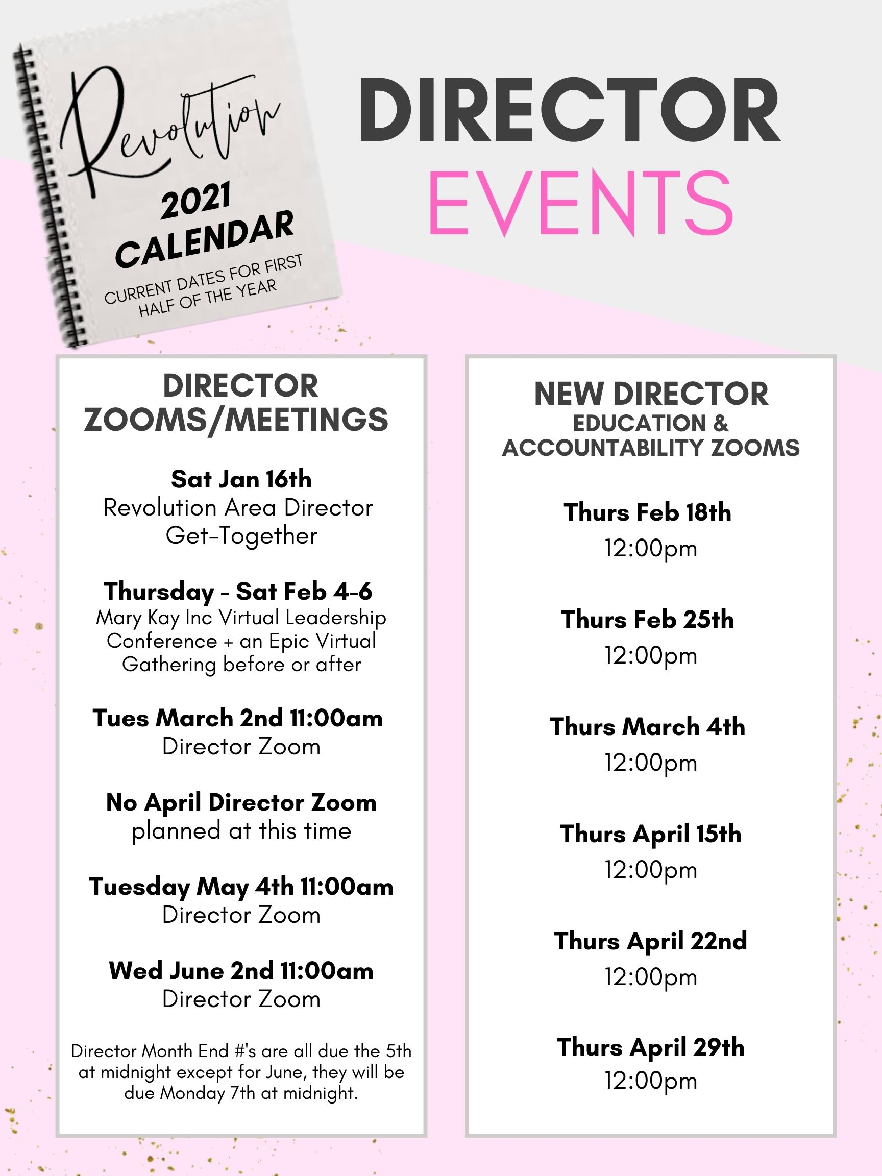 JB 2021 calendar DIRECTOR 2 11121
